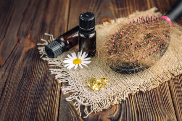 huiles essentielles cheveux