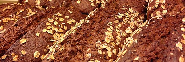 Le pain de seigle, sain et nourrissant
