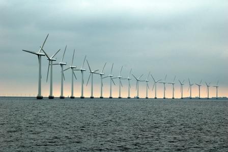 éolienne mer