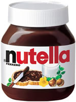 consommation nutella