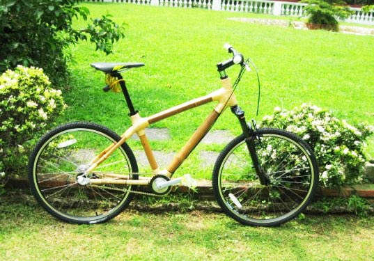 Les Vélos coup de bambou