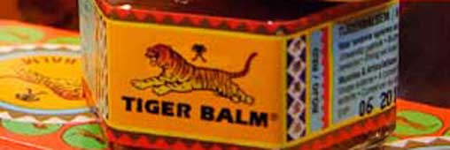 Le baume du tigre : roi des onguents