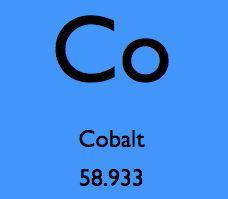 Le cobalt