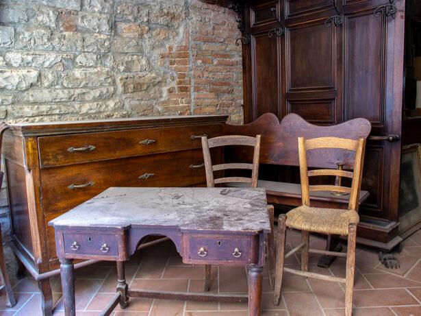 nettoyer meubles en bois