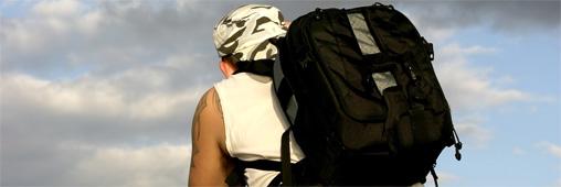En voyage : que mettre dans son sac à dos ?
