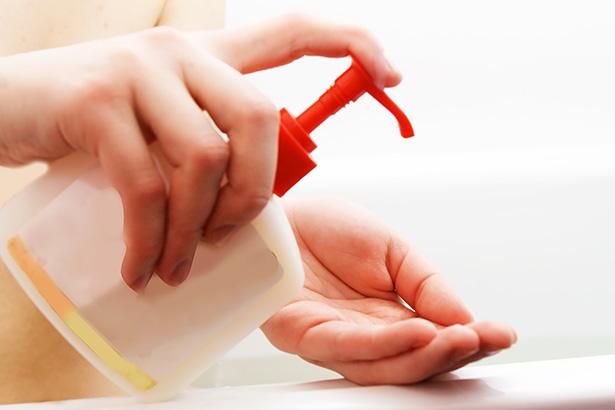composition gel douche bio maison recette