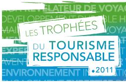 logo trophées du tourisme responsable