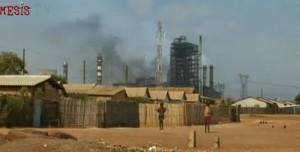 Zambie-pollution