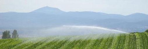 L'Auvergne tire la chasse-d'eau pour arroser