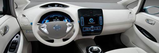 Test voiture électrique : la Nissan Leaf