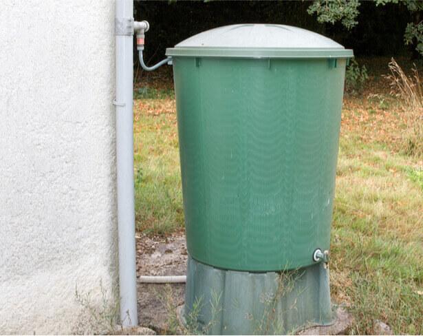 récupérateur eau