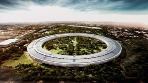 nouveau campus apple