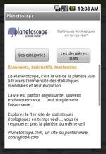 statistiques smartphone