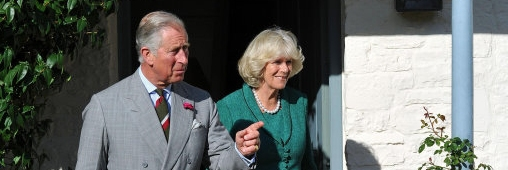 Le Prince Charles ou la passion de l'écologie