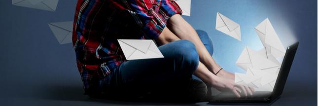 Un email, une recherche internet, c'est combien de CO2 ?