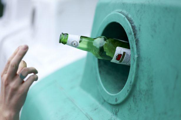 recycler le verre