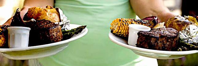 Pour l'environnement, mangez moins de viande et de fromage !