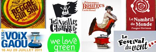 Les festivals éco-responsables