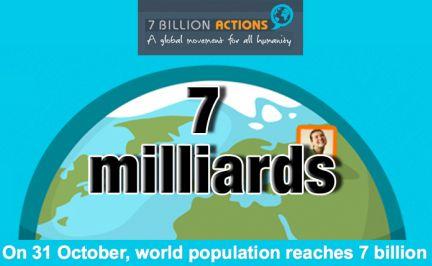 7 milliards demographie