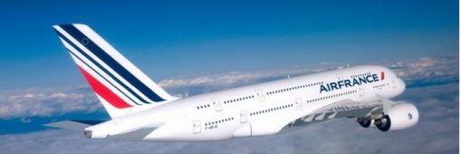 Un vol commercial écolo pour Air France