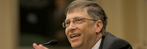 Bill Gates est-il le plus grand donateur du monde ?