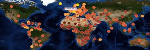 Les pays les plus écologiques du monde