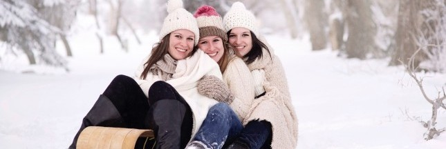 astuces bien-être, hiver