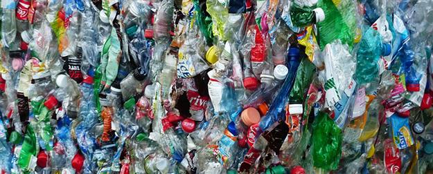 fibre écolo, textile à base de plastique recyclé
