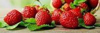 masque astringent a la fraise