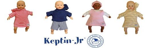 Craquez pour les poupées en coton bio !