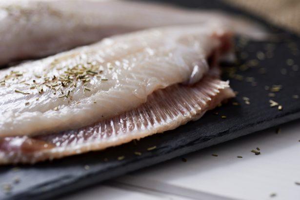 sole, limande, poisson plat