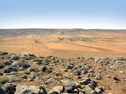 désertification