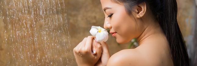 Aromatiser son gel douche ou son shampoing