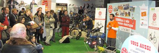 Shanghai-Lille à vélo: l'incroyable aventure Watt's Up