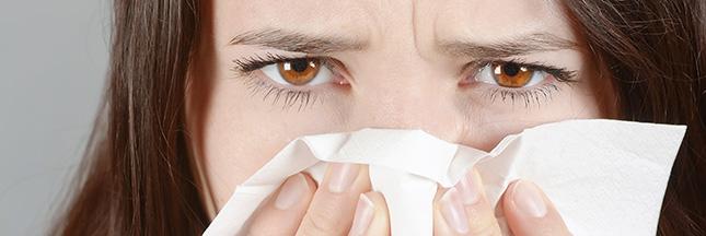 soigner un rhume remèdes naturels