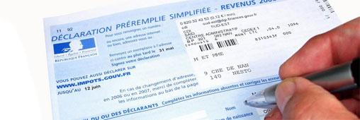 Impôts 2012 : ce qui change pour vous