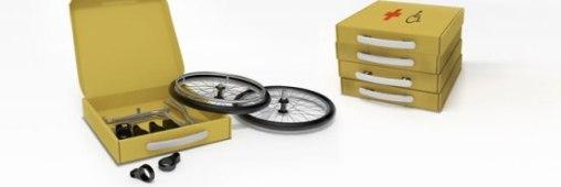 Wheel+Chair, le fauteuil roulant sans fauteuil