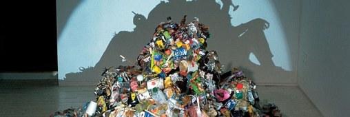 Quand les déchets se transforment en art