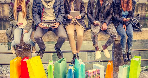 hormone du plaisir achats marketing sensoriel
