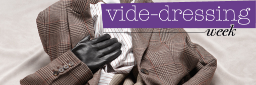 Participez à la vide-dressing week !
