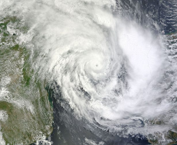 satellites, cyclone
