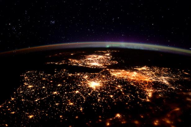 satellites, Europe