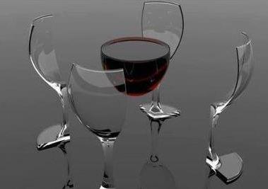 vin-verre vin rouge