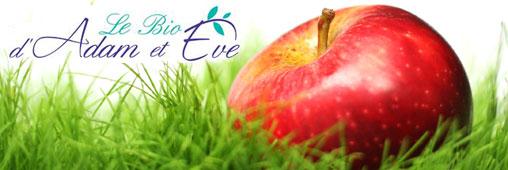 Le Bio d'Adam et Eve : la pause déjeuner 100% bio