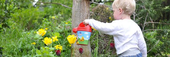 Jardinage : une activité ludique pour les enfants !