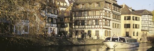 Week-end écolo. Quelques jours à Strasbourg
