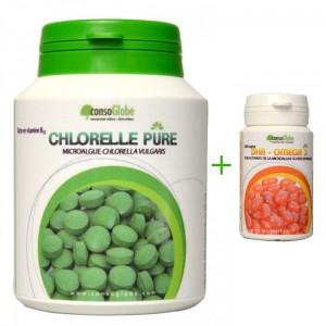 chlorelle + dha