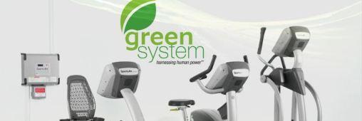 Green System : la salle de sport verte de demain