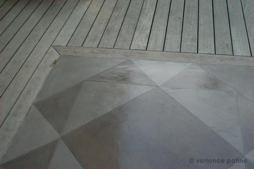 Faire Un Beton Cire Sur Une Terrasse u2013 Palzon.com