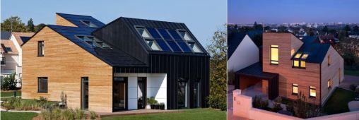 la maison aire et lumi re modulaire et durable. Black Bedroom Furniture Sets. Home Design Ideas